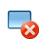 Element Error Icon 128x128