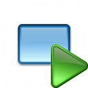Element Run Icon 128x128