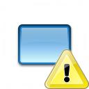 Element Warning Icon 128x128