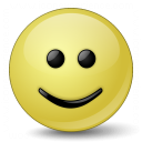Emoticon Smile Icon 128x128