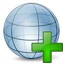 Environment Add Icon 128x128