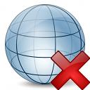 Environment Delete Icon 128x128