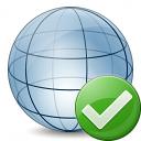 Environment Ok Icon 128x128