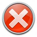 Error Icon 128x128