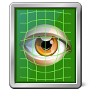 Eye Scan Icon 128x128