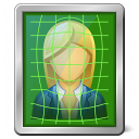 Face Scan Icon 128x128