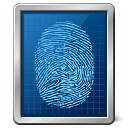 Fingerprint Icon 128x128
