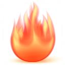 Fire Icon 128x128