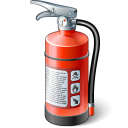 Fire Extinguisher Icon 128x128