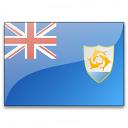 Flag Anguilla Icon 128x128