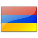 Flag Armenia Icon 128x128