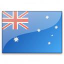 Flag Australia Icon 128x128