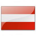 Flag Austria Icon 128x128