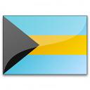 Flag Bahamas Icon 128x128