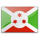 Flag Burundi Icon 128x128
