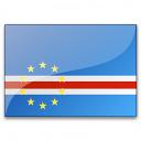 Flag Cape Verde Icon 128x128