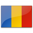Flag Chad Icon 128x128