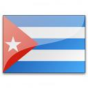 Flag Cuba Icon 128x128