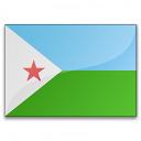 Flag Djibouti Icon 128x128