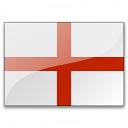 Flag England Icon 128x128
