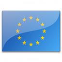 Flag Eu Icon 128x128