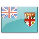Flag Fiji Icon 128x128