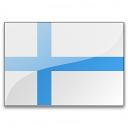 Flag Finland Icon 128x128