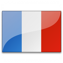 Flag France Icon 128x128