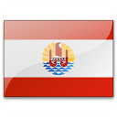 Flag French Polynesia Icon 128x128
