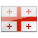 Flag Georgia Icon 128x128