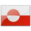 Flag Greenland Icon 128x128