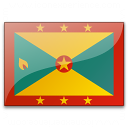 Flag Grenada Icon 128x128