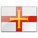 Flag Guernsey Icon 128x128