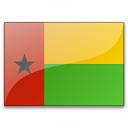 Flag Guinea Bissau Icon 128x128