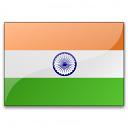 Flag India Icon 128x128
