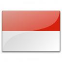 Flag Indonesia Icon 128x128