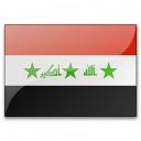 Flag Iraq Icon 128x128