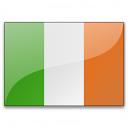 Flag Ireland Icon 128x128