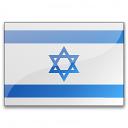 Flag Israel Icon 128x128