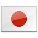 Flag Japan Icon 128x128
