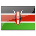 Flag Kenya Icon 128x128