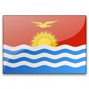 Flag Kiribati Icon 128x128
