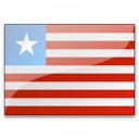 Flag Liberia Icon 128x128