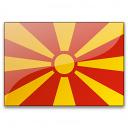Flag Macedonia Icon 128x128