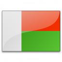 Flag Madagascar Icon 128x128