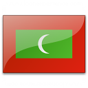Flag Maldives Icon 128x128