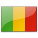 Flag Mali Icon 128x128