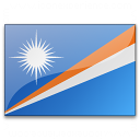 Flag Marshall Islands Icon 128x128