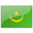 Flag Mauritania Icon 128x128