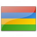 Flag Mauritius Icon 128x128